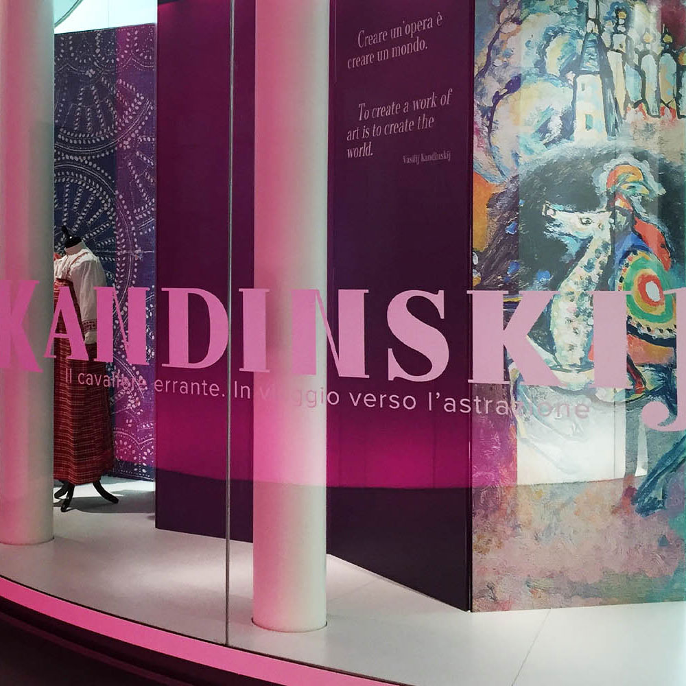 Kandinskij Exhibition