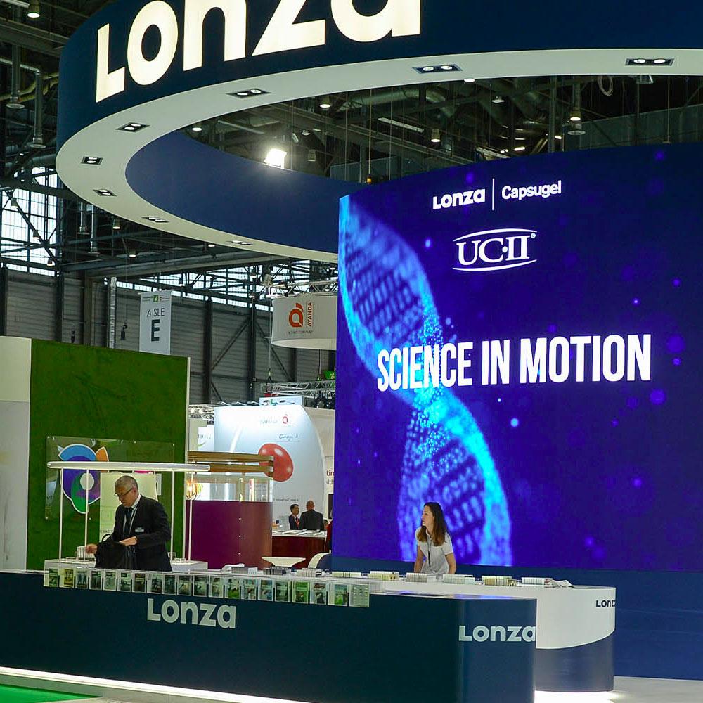 Lonza – VitaFoods Fair 2019