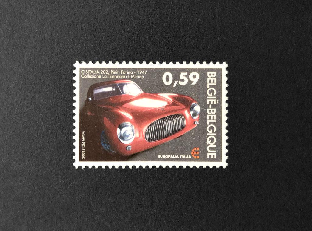 Thomas Berloffa - Italian Design Stamp