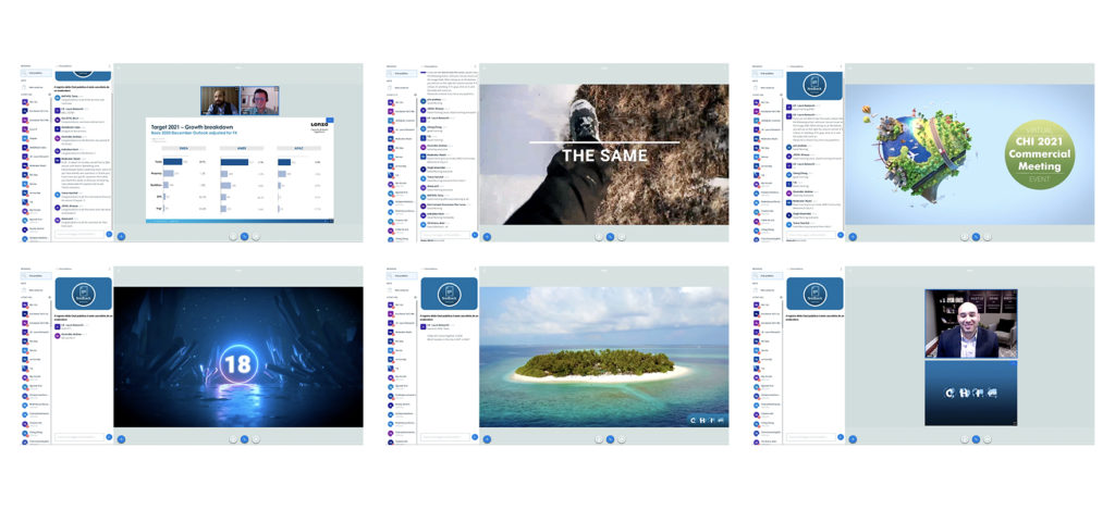 CHI Global Virtual Event